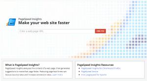 seoCon google page speed