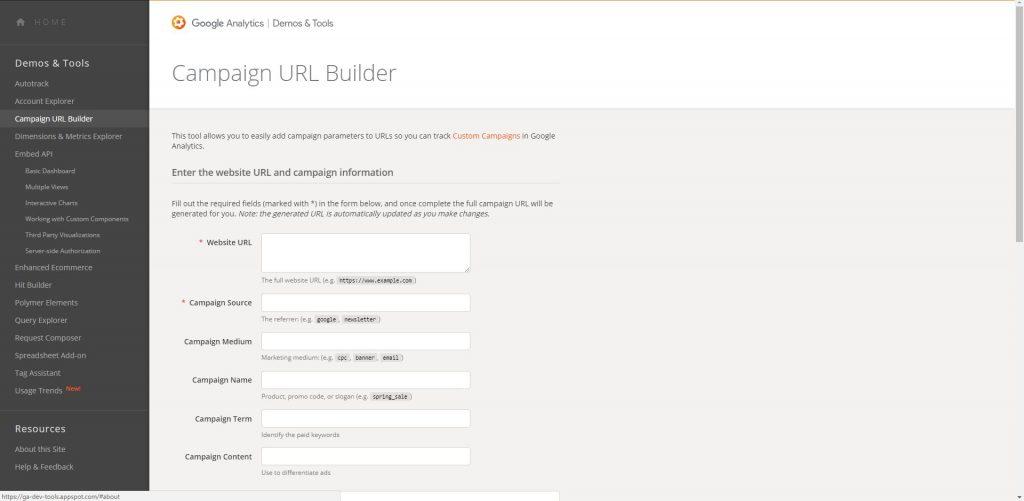 UTM-Tracking-Google-Webanalyse